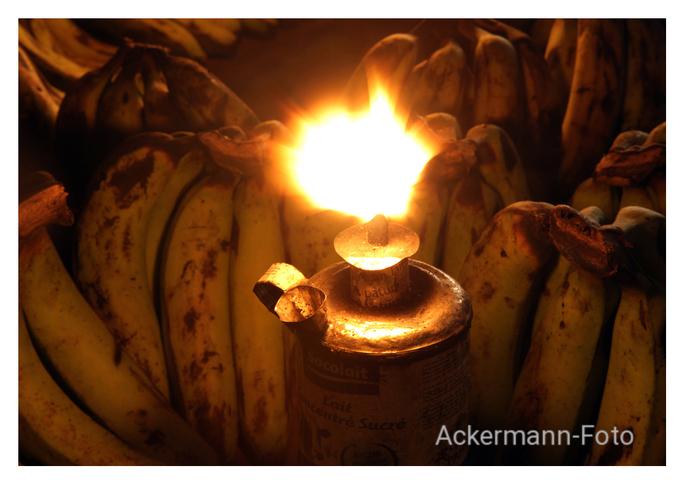 Bananenlicht